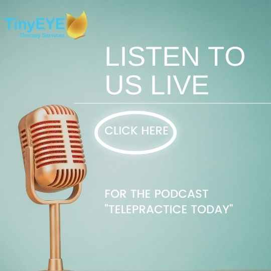 """Live with """"Telepractice Today"""" & Our Founder Marnee Brick"""